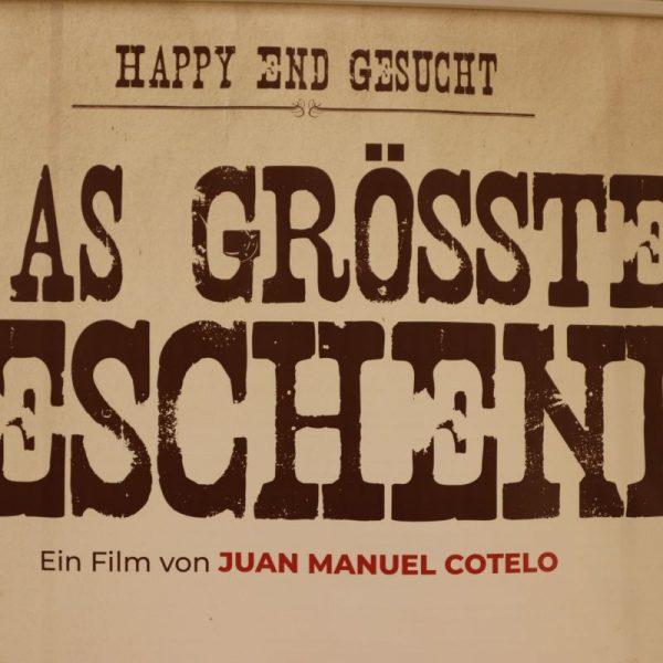 """""""Das größte Geschenk"""", neuer Film von Regisseur Manuel Cotelo"""