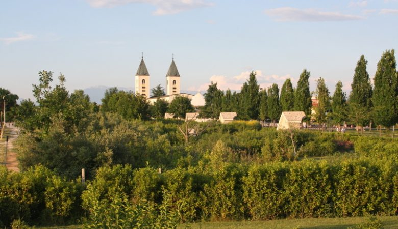 Mit dem Traktor aus Österreich nach Medjugorje