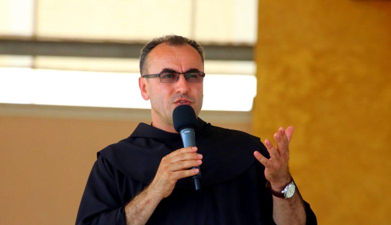 Ansprache von Pater Marinko Sakota, Pfarrer von Medjugoje