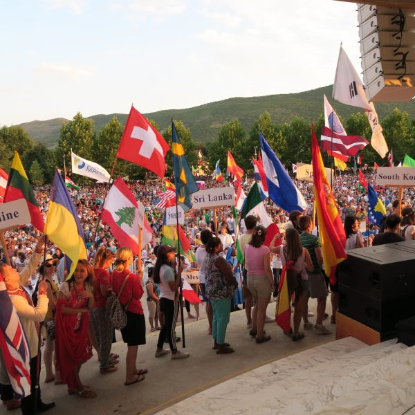 30. Jugendfestival – MLADIFEST – in Medjugorje vom 1.8.-6.8.