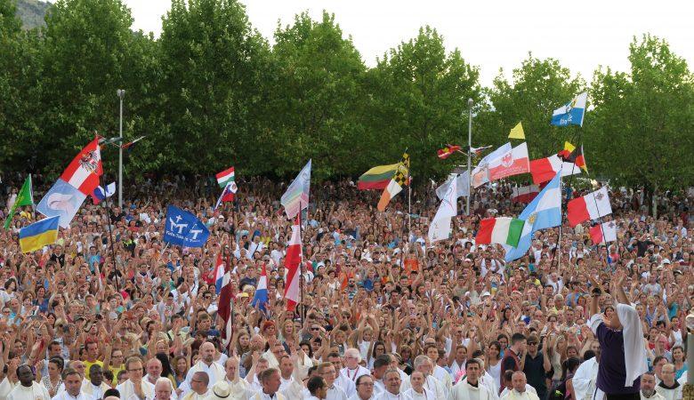24. Begegnung von Pilgerleitern, Leitern des Friedenszentrums, von Gebetsgruppen und karitativen Gruppen in Verbindung mit Medjugorje