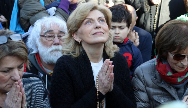 Jahresbotschaft an Mirjana Dragičević-Soldo