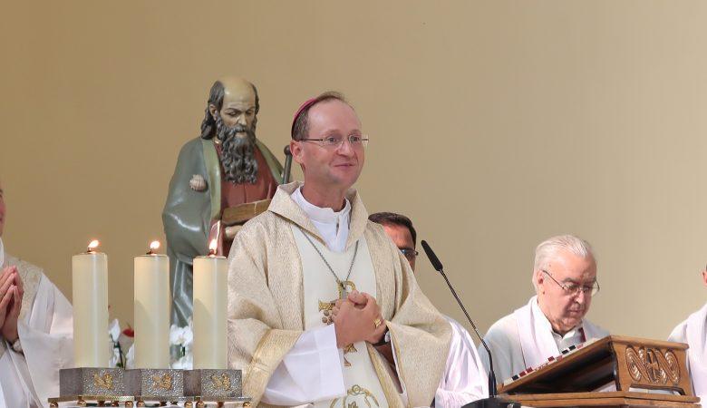 Weihbischof Stephan Turnovzsky in Medjugorje
