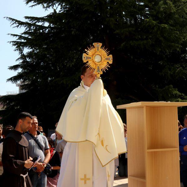 Gebetswoche für die Priester