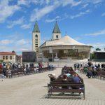 Seit 2. Mai 2020 gibt es wieder öffentliche Messen in Medjugorje