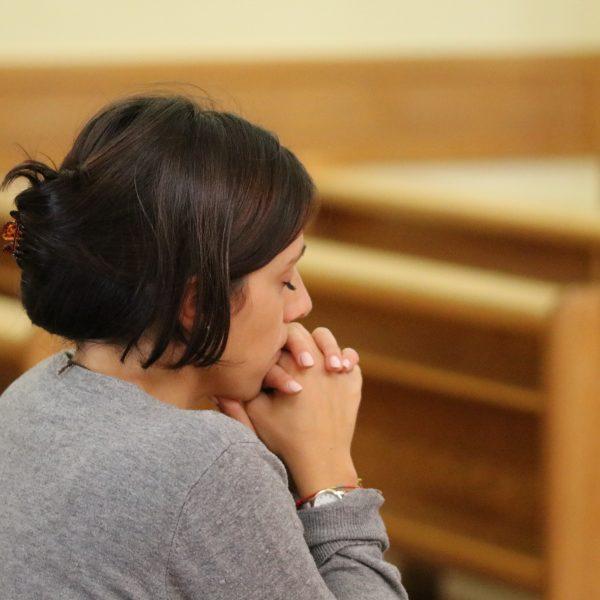 Das Gebet ist Balsam für unsere Seelen