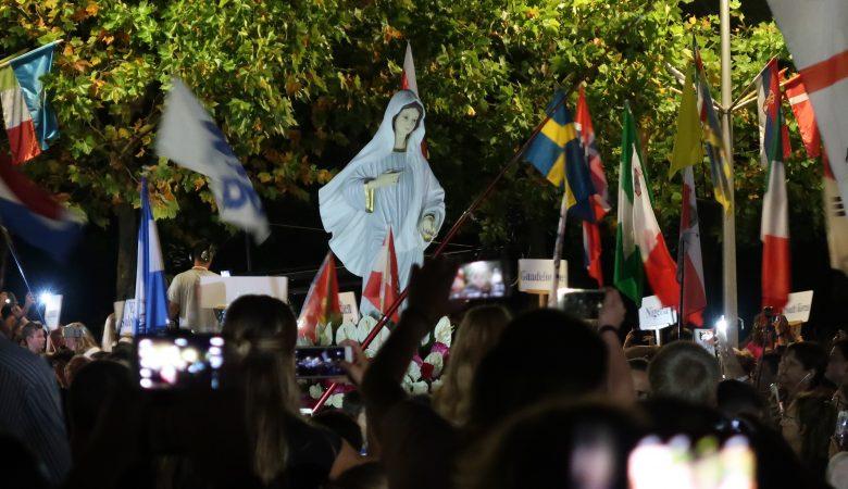 Jugendfestival in Medjugorje – Öffnet eure Herzen