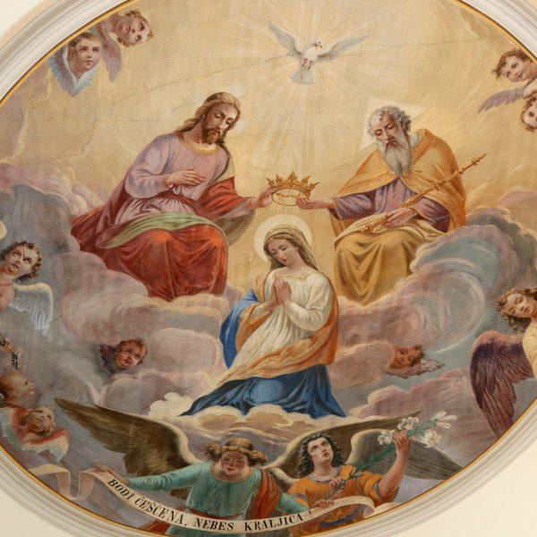 15. August – Hochfest der leiblichen Aufnahme Mariens in den Himmel