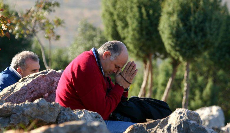 Dritte Meditation zur Fastenzeit von Pater Stanko Mabić
