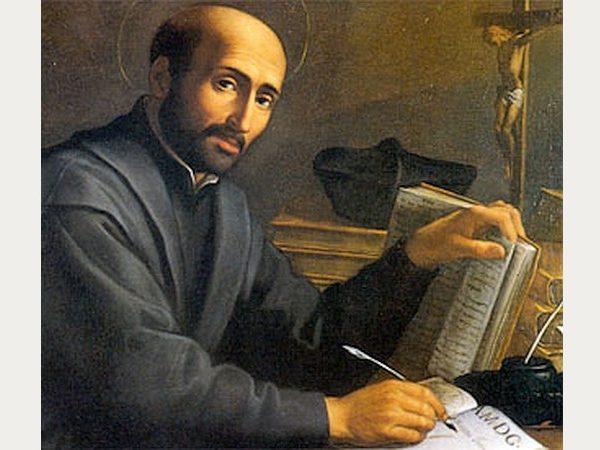 31. Juli Hl. Ignatius von Loyola