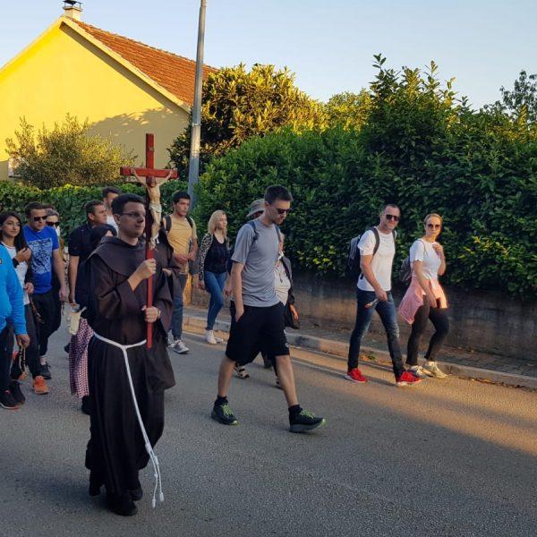 Friedensmarsch 2020 in Medjugorje