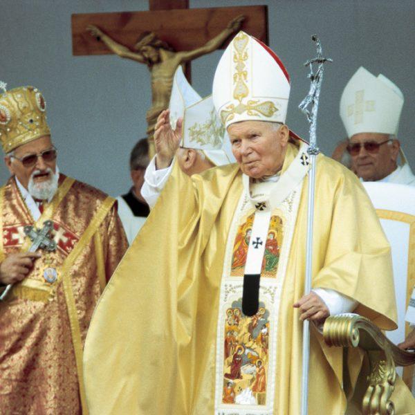 Papst Johannes Paul II. über den Rosenkranz