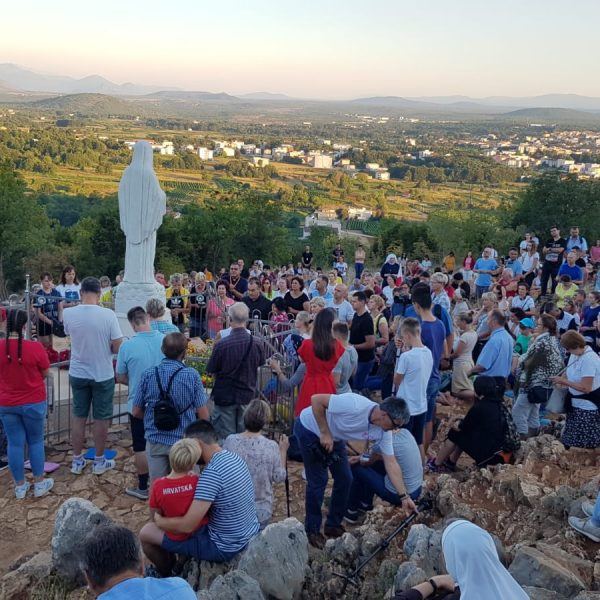 Die Papstbotschaft an die Jugend zum 31. Jugendfestival in Medjugorje