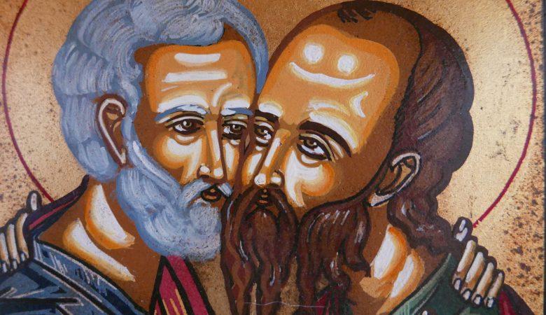 Ansprache zum Fest Peter und Paul