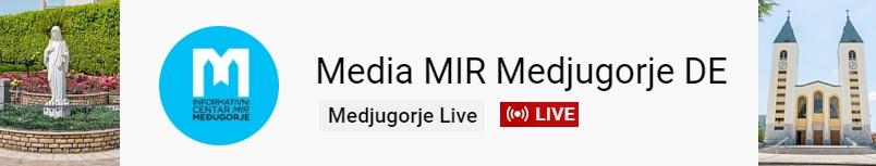 Medjugorje Livestream