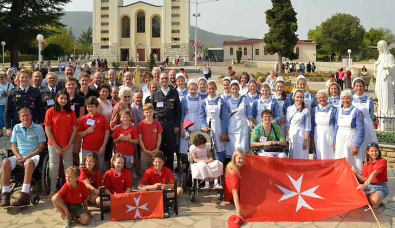Die Malteser-Ambulanz in Medjugorje