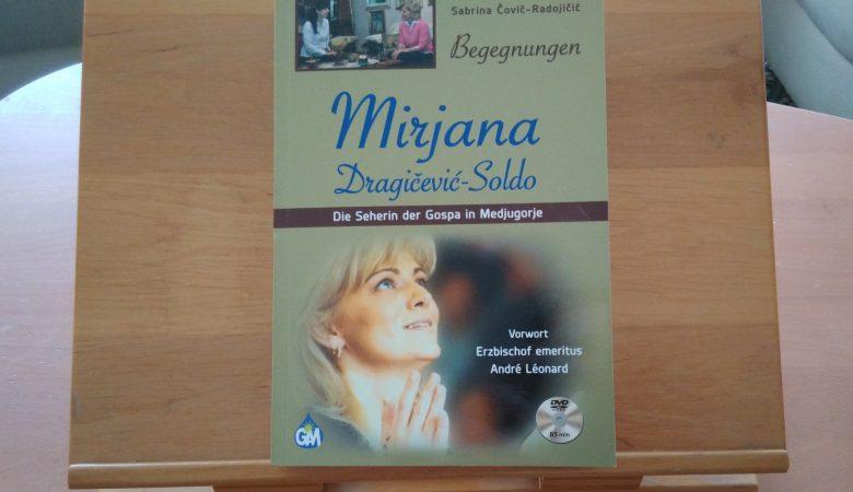 """Das Buch """"Mirjana – Die Seherin der Gospa in Medjugorje"""" ist da!"""