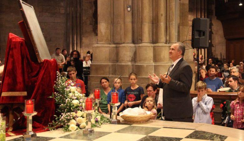 Novene zur Vorbereitung auf das Friedensgebet im Stephansdom am 20. September 2018