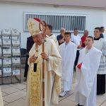 """""""Als Hirte ermutige ich euch: Fürchtet euch nicht vor dem Leben!"""" – Predigt von Kardinal Vinko  Puljić beim 31. Jugendfestival"""