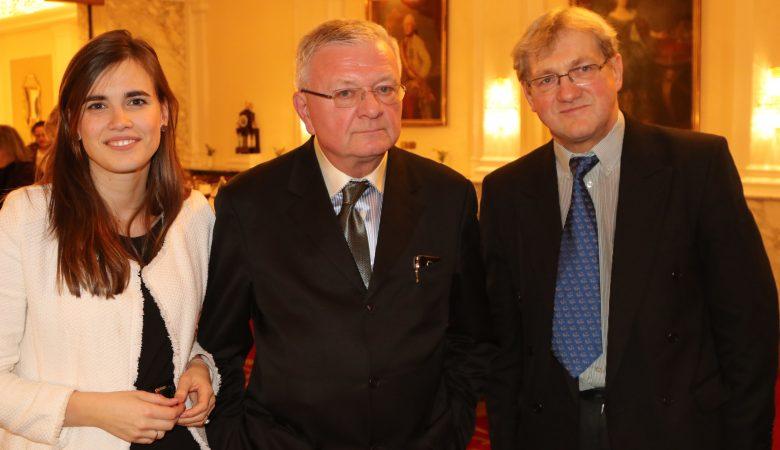 Gebetsaktion Medjugorje gratuliert Kurt Seinitz zum 70.Geburtstag