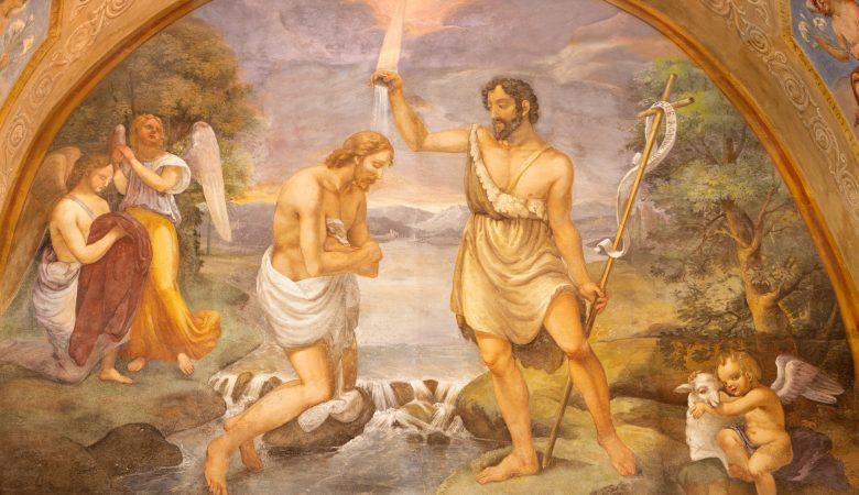 Predigt zum Fest Taufe des Herrn