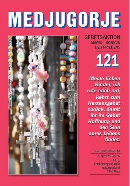 Medjugorje Nr. 121