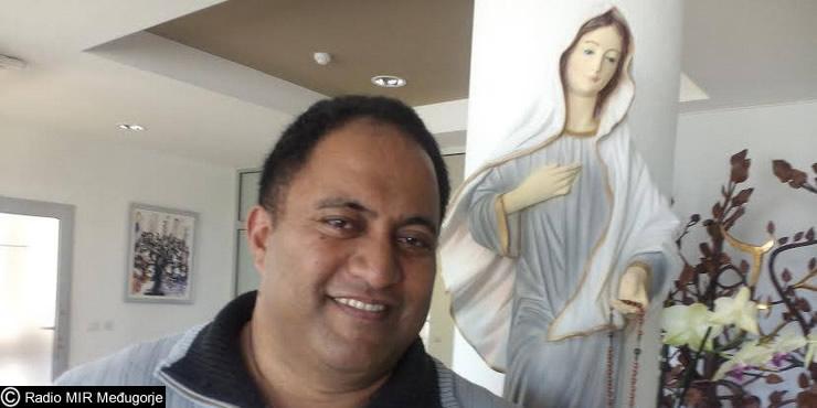 38 Pilger von der Inselgruppe Wallis und Futuna – südlicher Pazifik – in Medjugorje