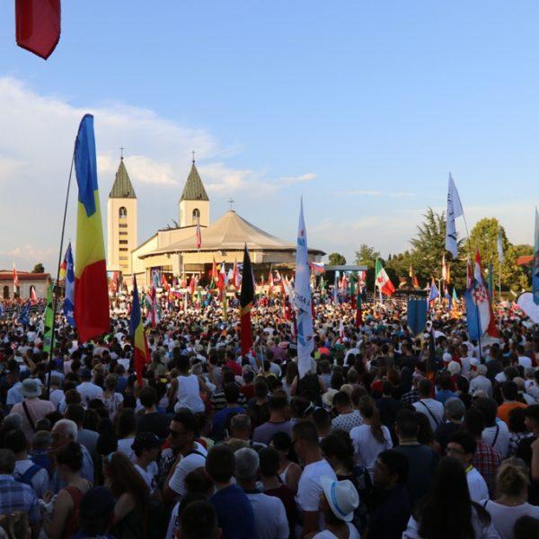 Segensgrüße von Papst Franziskus zum 30. Jugendfestival